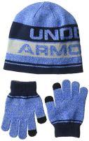 Dětský set Under Armour Combo - čepice + rukavice 907