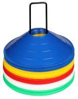 Merco Disc vytyčovací mety 4x8ks mix barev