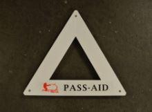 Trojúhelníkový nahrávač - Pass Aid
